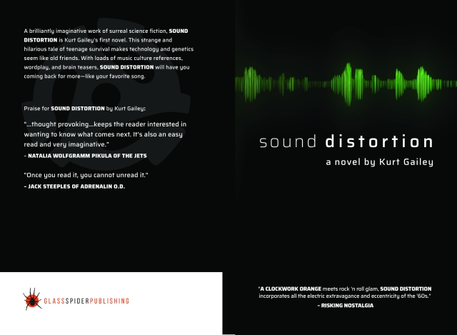 SOUND DISTORTION cover sample