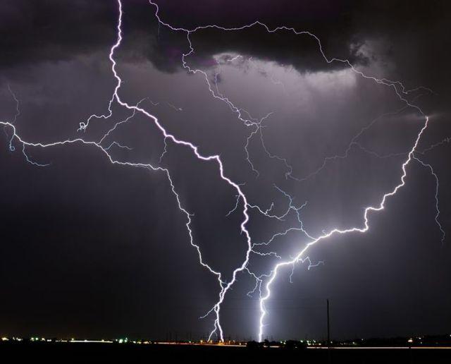lightningface